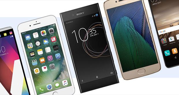 آنتوتو فهرست 10 گوشی برتر ماه اکتبر را منتشر کرد؛ اپل در صدر جدول