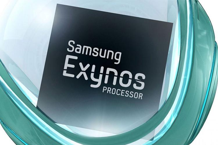 سامسونگ از پردازنده اکسینوس 9810 رونمایی کرد