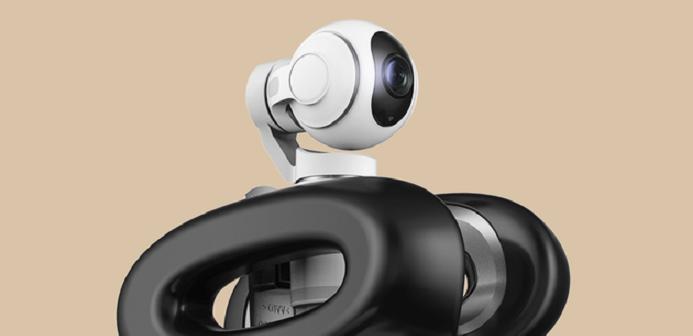 دوربین ناین بات پلاس شیائومی با تثبیت کننده مکانیکی تصویر سه محوره