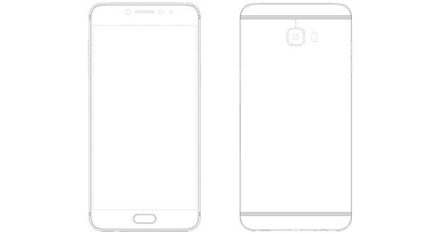 طراحی گوشی جدید سامسونگ با کلید فیزیکی هوم مشخص شد