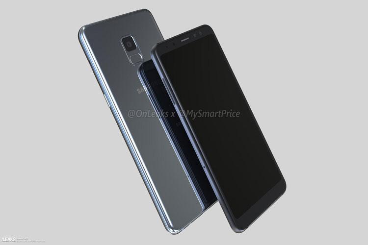 مدل 2018 گوشیهای گلکسی A سامسونگ به بلوتوث 5.0 مجهز میشود