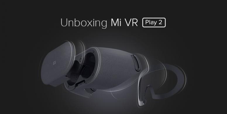 جعبه گشایی و بررسی هدست واقعیت مجازی Play 2 شیائومی