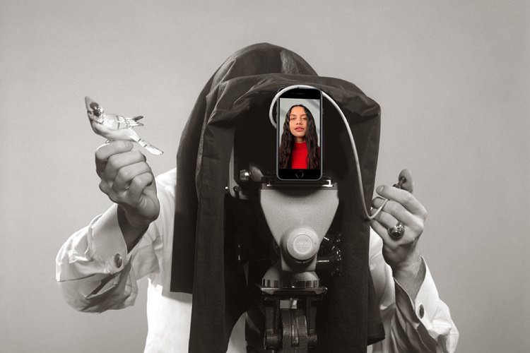 چگونه دوربین آیفون شما را به یک عکاس حرفهای تبدیل میکند