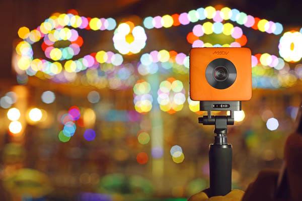 Madventure 360 نسخه جدید دوربین پانوراما ۳۶۰ درجه میجیا