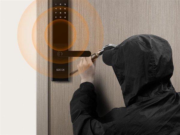 قفل در هوشمند شیائومی مجهز به تشخیص اثر انگشت رونمایی شد