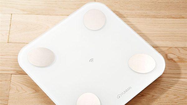 نسخه ی جدید ترازوی دیجیتال هوشمند Yunmai Mini 2 شیائومی با قابلیت اتصال WIFI رونمایی شد