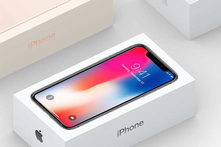 تصویری از بستهبندی آیفون 10 در وبسایت اپل رؤیت شد