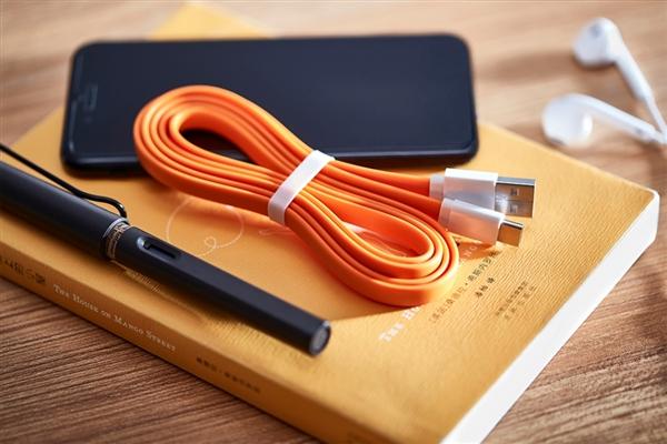 شیائومی کابل فست شارژ USB تایپ C را با قیمت ۱۶٫۹ یوان (۳ دلار) عرضه کرد