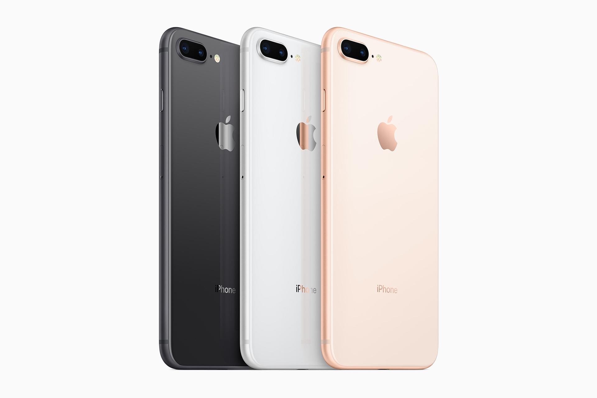 اپل در حال آمادهسازی سفارشهای اولیه آیفون 8 و آیفون 8 پلاس است