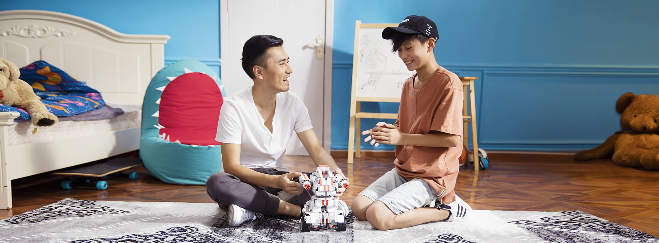 بلوکهای ربات سازی Mi Bunny شیائومی؛ یک اسباب بازی برای کودکان و بزرگسالان در هر سنی