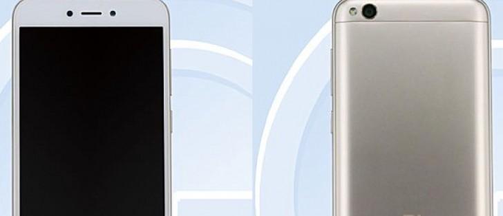 گوشی MCT3B شیائومی در سایت TENAA با دوربین ۱۳ مگاپیکسلی و سیستم عامل Android 7.1.2 دیده شد