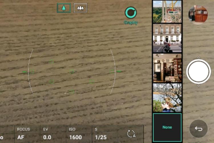 اپلیکیشن پورت شدهی دوربین ال جی وی 30 امکانات جدیدی به گوشی جی 6 اضافه میکند
