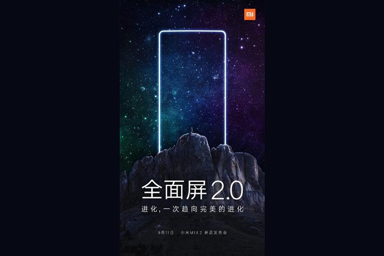 مشخصات گوشی بدون حاشیه شیائومی می میکس 2، پیش از معرفی فاش شد