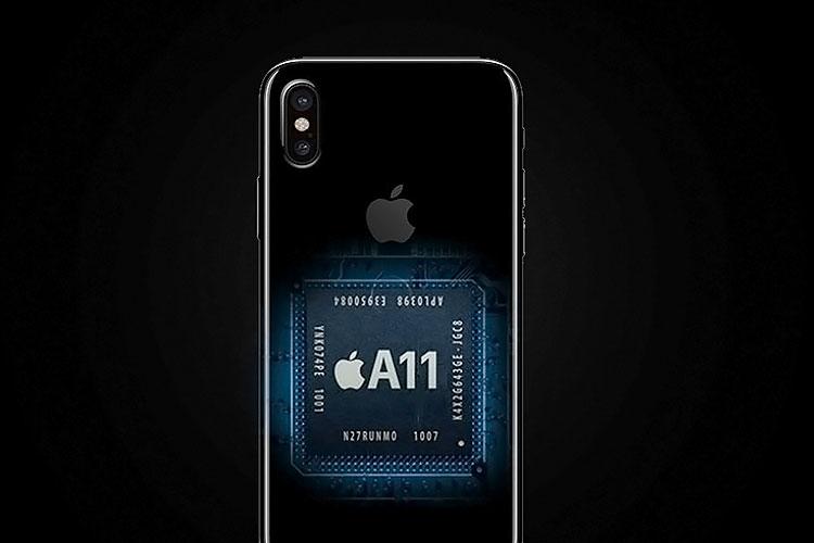 تراشه اپل A11 تا سال دیگر، سریعترین پردازنده موبایل خواهد بود