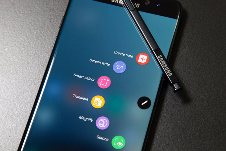 گلکسی نوت 8 با رابط کاربری سامسونگ اکسپرینس 8.5 عرضه خواهد شد