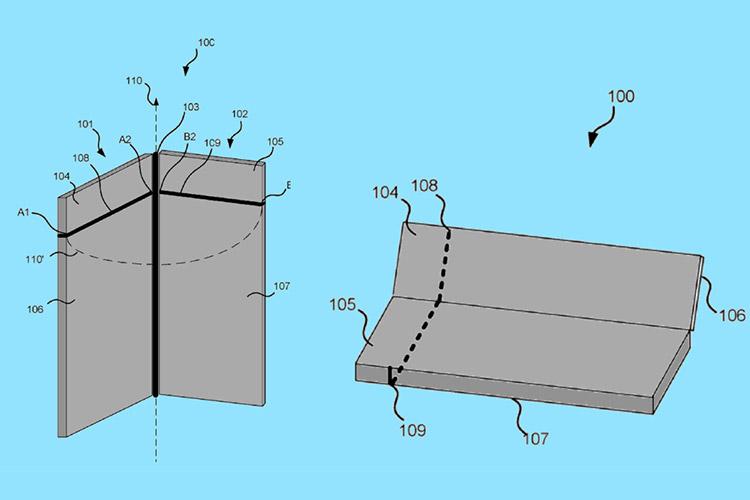 بدنه فلزی سرفیس فون احتمالا به عنوان آنتن عمل خواهد کرد