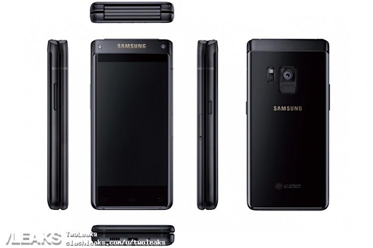 گوشی تاشوی SM-G9298 سامسونگ ۱۲ مرداد در چین معرفی خواهد شد