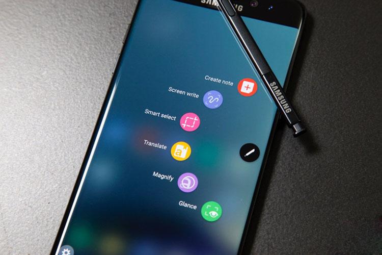 تاریخ پیش فروش گوشی Galaxy Note 8 لو رفت