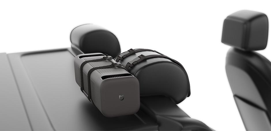 بررسی دستگاه تصفیه هوای خودروی هوشمند شیائومی