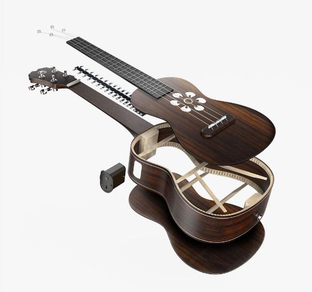 گیتار هوشمند شیائومی با نام Populele رونمایی شد