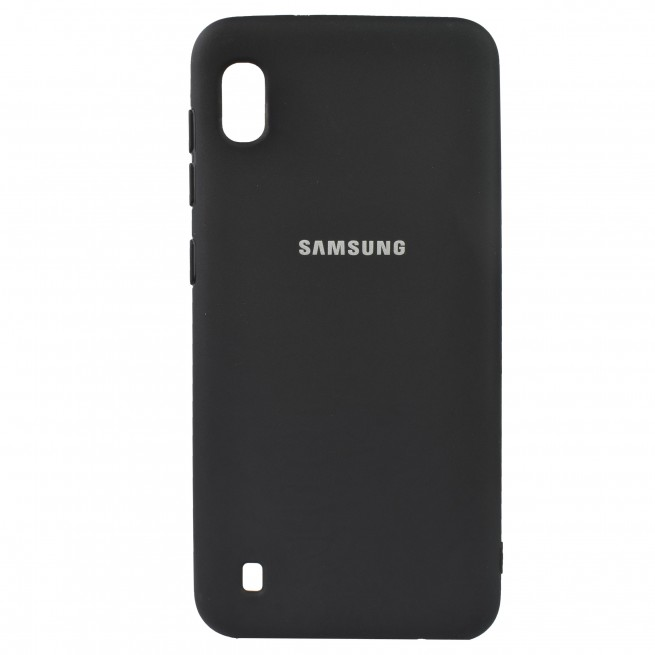 کاور مدل Silicon مناسب برای گوشی موبایل سامسونگ Galaxy A10