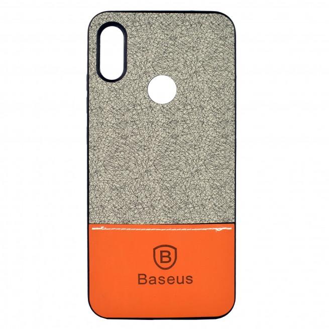 کاور مدل Baseus Leather  مناسب برای گوشی موبایل شیائومی Note 7 Pro