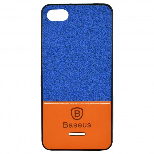 کاور مدل Baseus Leather  مناسب برای گوشی موبایل شیائومی Redmi 6A