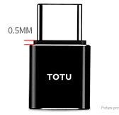 مبدل MicroUSB به USB-C توتو مدل CRG0201