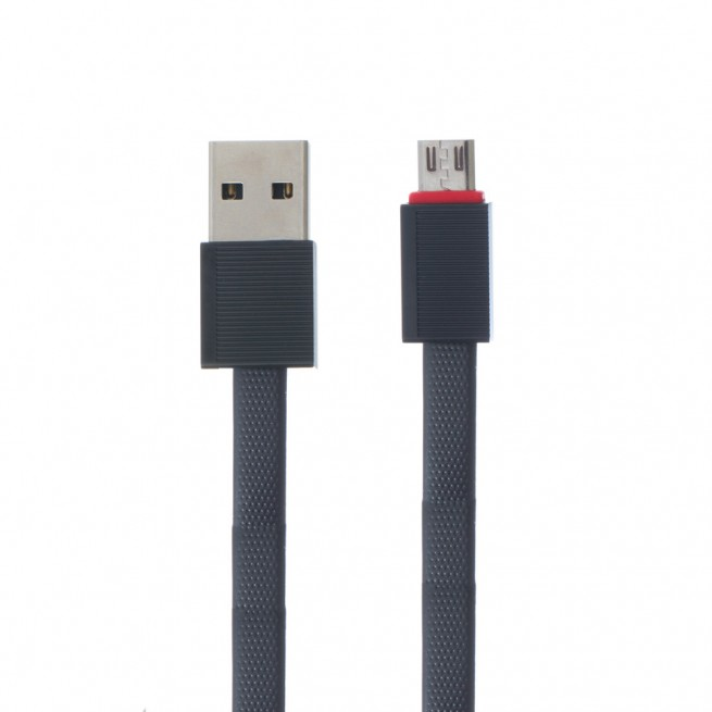 کابل تبدیل USB به MicroUSB پرودا مدل PD-B03m طول 1 متر