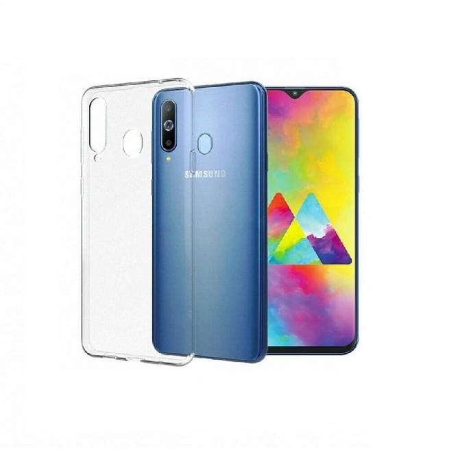 کاور مدل Clear jelly مناسب برای گوشی موبایل سامسونگ Galaxy M30