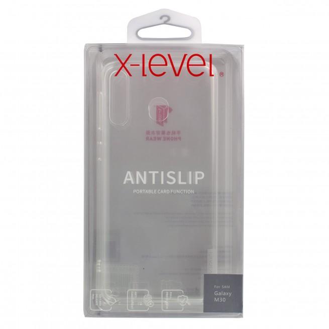 قاب محافظ ایکس-لول مدل AntiSlip مناسب برای گوشی سامسونگ M30
