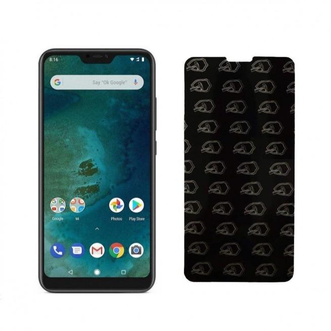 محافظ صفحه نمایش مدل AntiShock مناسب برای گوشی موبایل شیائومی A2 Lite
