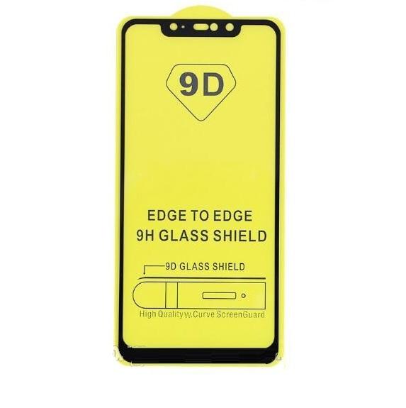 محافظ صفحه نمایش 9D مناسب برای شیائومی Redmi 6a