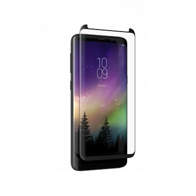 برچسب محافظ صفحه نمایش مدل Curve مناسب برای گوشی موبایل Galaxy S9