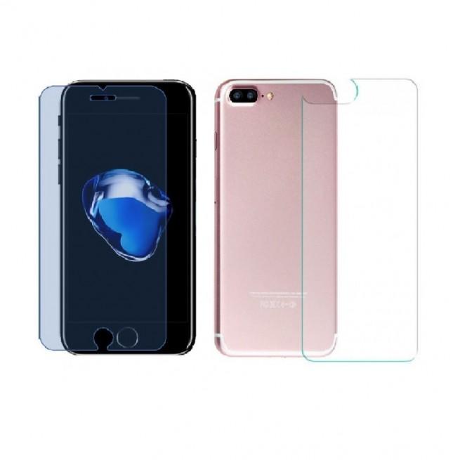 محافظ صفحه نمایش پشت و رو مدل Simple مناسب برای گوشی موبایل اپل 7 Plus