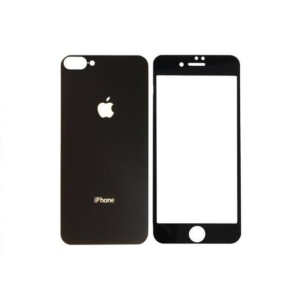 محافظ صفحه نمایش پشت و رو مدل 3ِD مناسب برای گوشی موبایل اپل 8 Plus