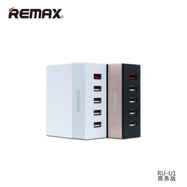 شارژر ریمکس مدل RU-U1 Business