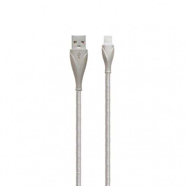 کابل تبدیل USB به لایتنینگ الدینیو مدل LS28 طول 1 متر