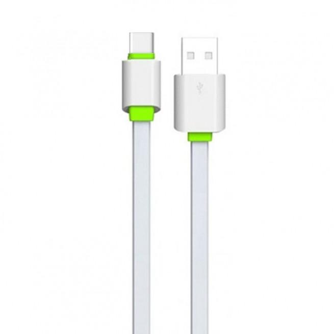 کابل تبدیل USB به USB-C الدینیو مدل XS-73 طول 1 متر