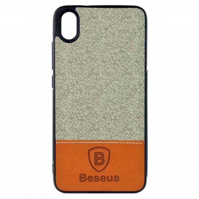 کاور مدل Baseus Leather  مناسب برای گوشی موبایل شیائومی Redmi 7A