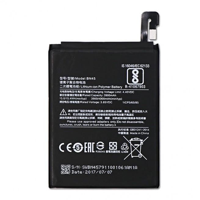 باتری موبایل شیائومی مدل (Note 5 Pro (BN45