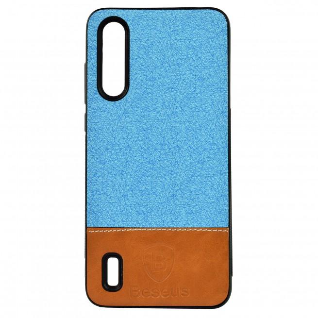 کاور مدل Baseus Leather مناسب برای گوشی موبایل شیائومی Mi 9 Lite