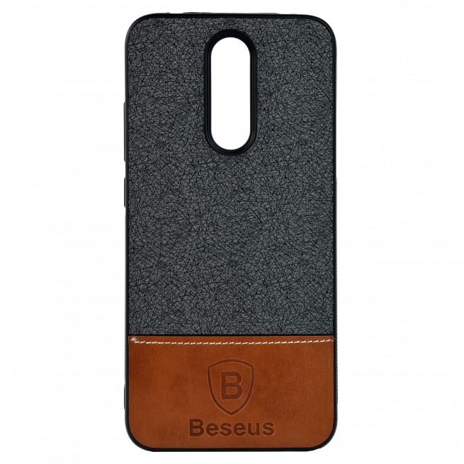 کاور مدل Baseus Leather مناسب برای گوشی موبایل شیائومی Redmi 8