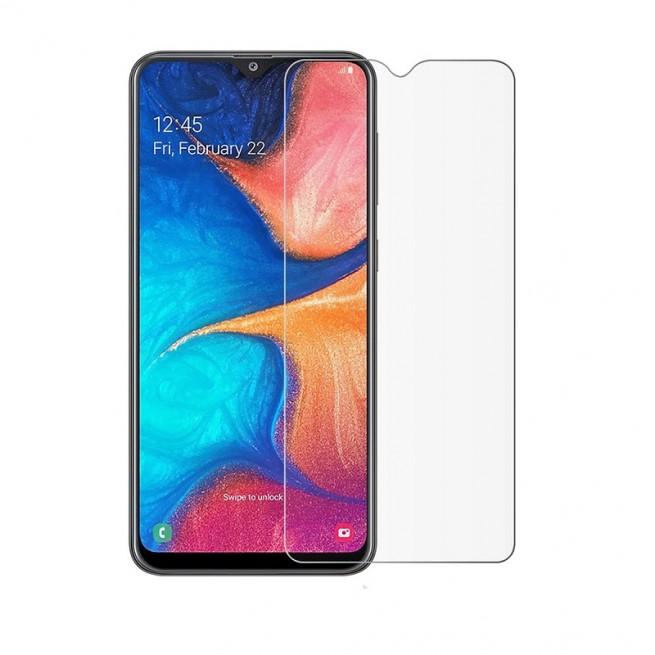 محافظ صفحه نمایش مدل Simple مناسب برای گوشی موبایل سامسونگ Galaxy A20S به همراه بسته بندی