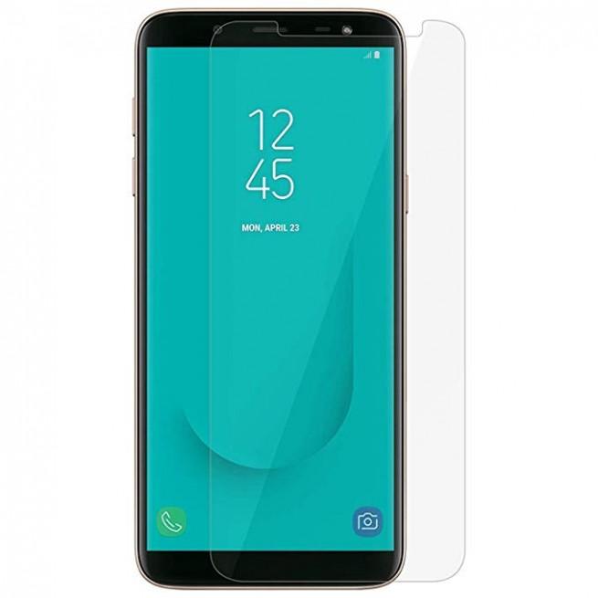 محافظ صفحه نمایش مدل Simple مناسب برای گوشی موبایل سامسونگ Galaxy J6 Plus