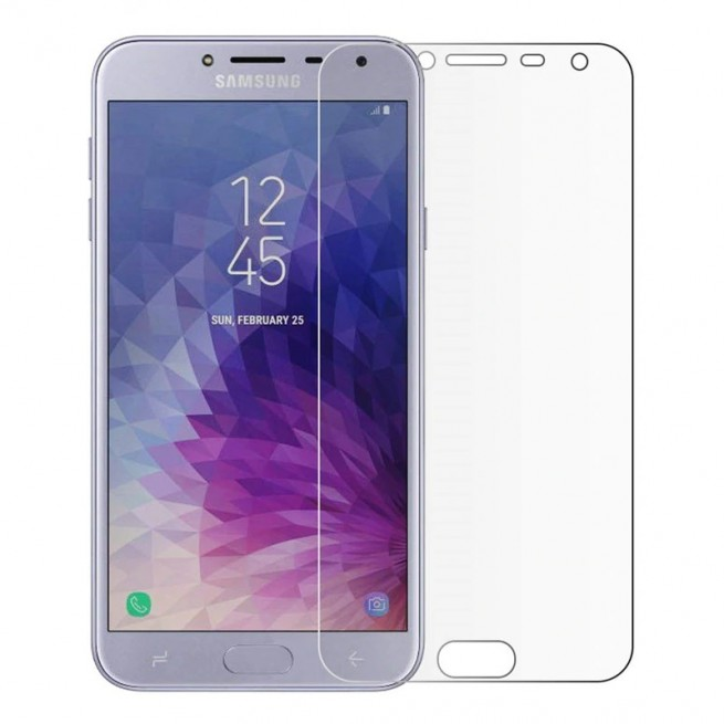 محافظ صفحه نمایش مدل Simple مناسب برای گوشی موبایل سامسونگ Galaxy J4 2018