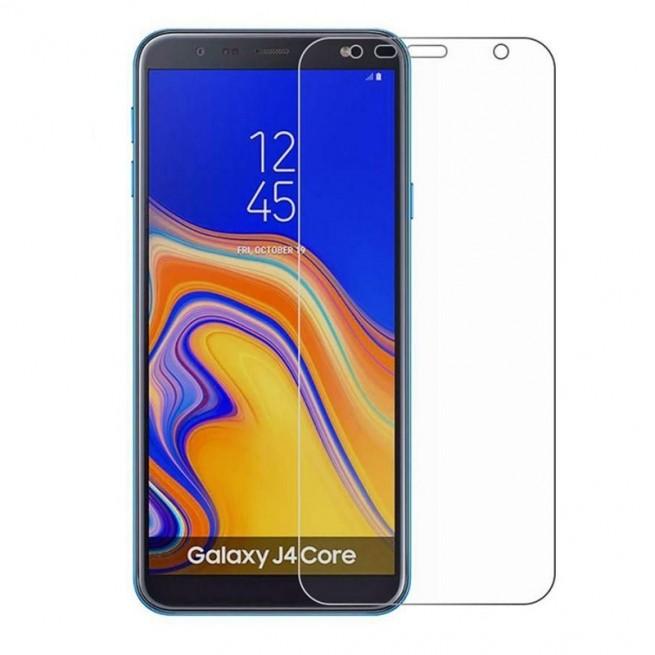 محافظ صفحه نمایش مدل Simple مناسب برای گوشی موبایل سامسونگ Galaxy J4 Core