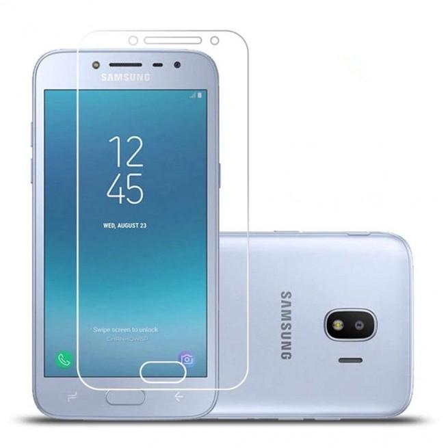 محافظ صفحه نمایش مدل Simple مناسب برای گوشی موبایل سامسونگ Galaxy J2 Pro / Galaxy Grand Prime Pro