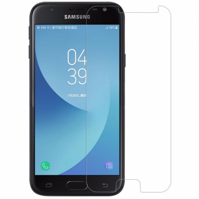 محافظ صفحه نمایش مدل Simple مناسب برای گوشی موبایل سامسونگ Galaxy J3 2017 /Galaxy J3 Pro 2017