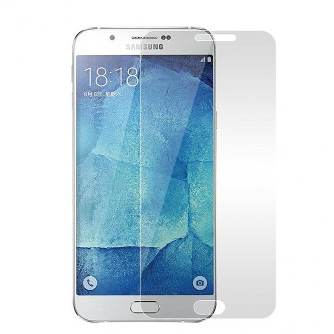 محافظ صفحه نمایش مدل Simple مناسب برای گوشی موبایل سامسونگ Galaxy A8